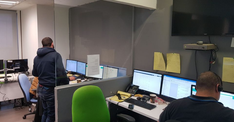 משרדים להשכרה בתל-אביב
